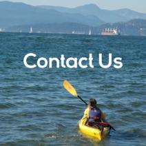 Jericho Beach Kayak - Contact Information